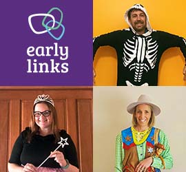 Early Links Virtual Playgroup